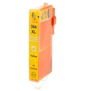 Alternativ zu HP 364 XL Y / CB325EE  Tintenpatrone Yellow