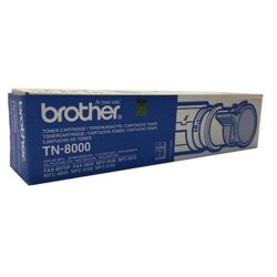 Original Brother TN-8000  Tonerkartusche Black