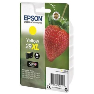 Original Epson 29XL / T2994  Tintenpatrone Yellow