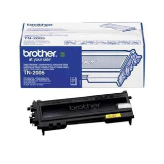 Original Brother TN-2005  Tonerkartusche Black