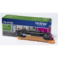 Original Brother TN-247M Tonerkartusche Magenta