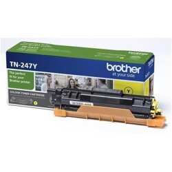 Original Brother TN-247Y Tonerkartusche Yellow